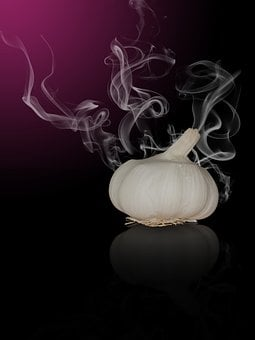 Garlic, Spice, Food, Healthy, Cook, Tuber, Herb, Smell