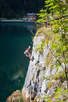 Gosau, Gosausee, Mountaineering, Climb, Austria, Lake