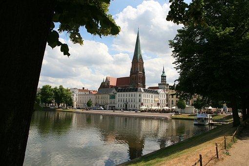 Schwerin, Dom, St, Mary's St, John