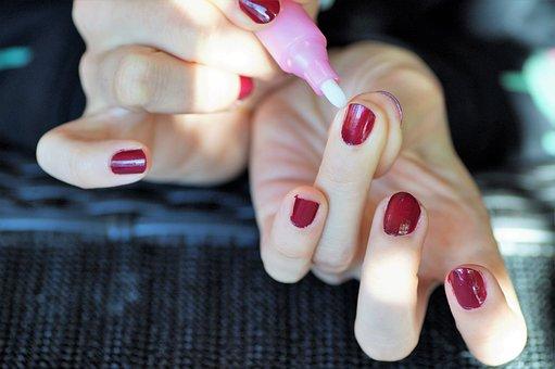 Edit, Repair, Concealer, Nails, Painting, Manicure