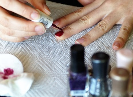Nail Polish Remover, Odlakovat, Nails, Painting