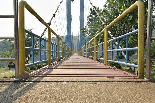 Bridge, Passage, Pathway, Path, Track, Tread, Walkway