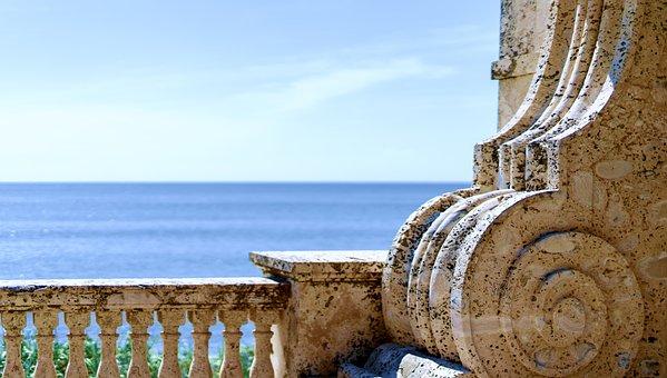 Palm Beach, Sea, Ocean, Water, Vacations