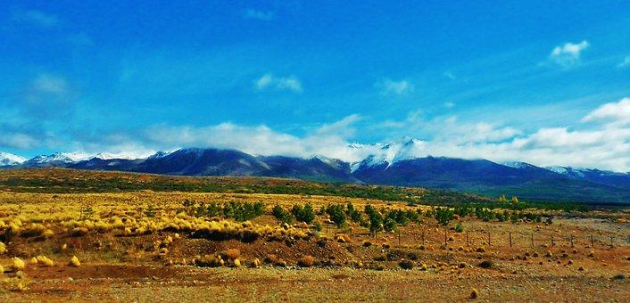 Argentine, Travel, Landscape, Sky, Nature, Bella