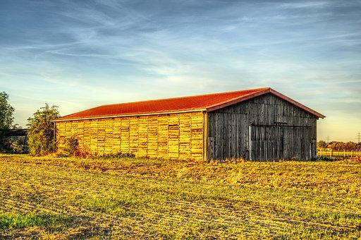 Seem, Agriculture, Sunset, Lighting, Mood, Light