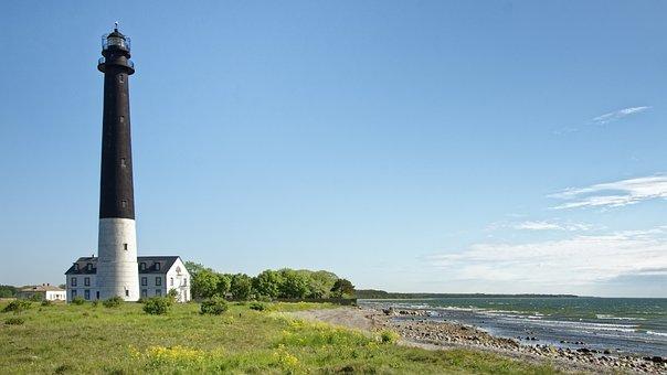 Estonia, Island Of Saaremaa, The Lighthouse Is Actually