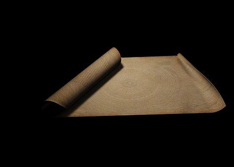 Scroll, Map, Treasure Map, Certificate, Plan, Antique
