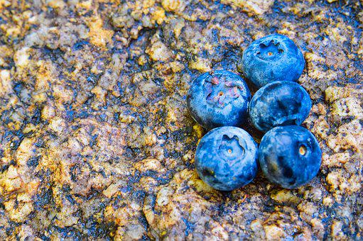 Blueberries, Berries, Food, Healthy, Vitamins