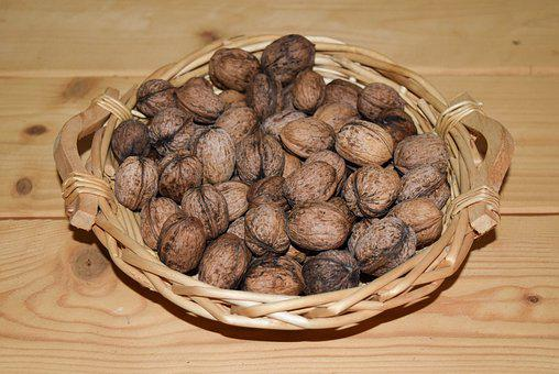 Walnut, Walnuts, Food, Brown, Shell, An Ingredient