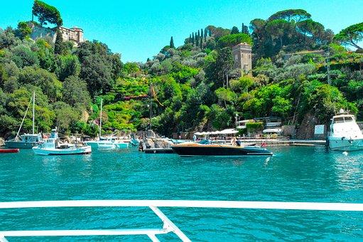 Portofino, Liguria, Lombardy, Yacht