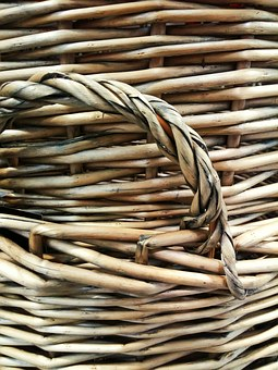 Basket, Wicker, Woven, Craft, Natural, Willow, Weave