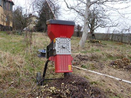 Chop, Bio-waste, Garbage, Garden, Mulch, Humus