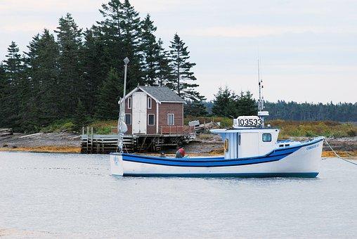 Nova Scotia, Ns, Nova, Scotia, Canada, Travel, Ocean