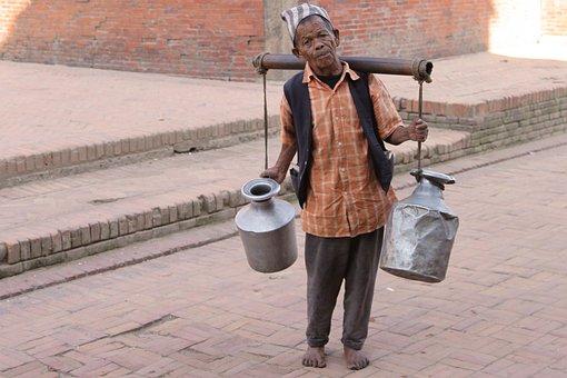 Sociable, Bhutan, Carrier, Workers, Hard, Last, Jugs