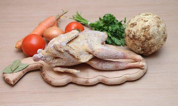 Carrots, Celery, Chicken, Chipper, Country, Frozen