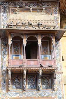 Jaipur, Rajasthan, City Palace, India, Travel, Palace