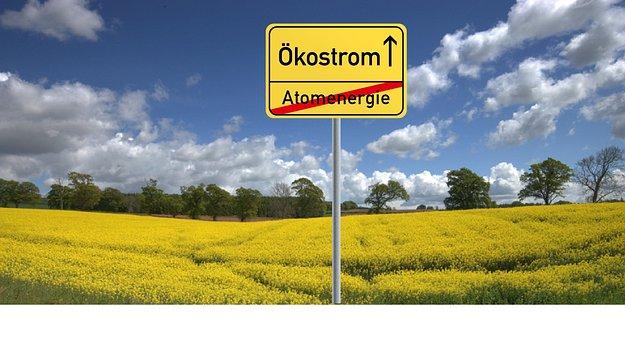 Energy Revolution, Green Energy, Atomic Energy
