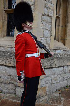 Soldier, Queen, England, London, Europe, London Tourism