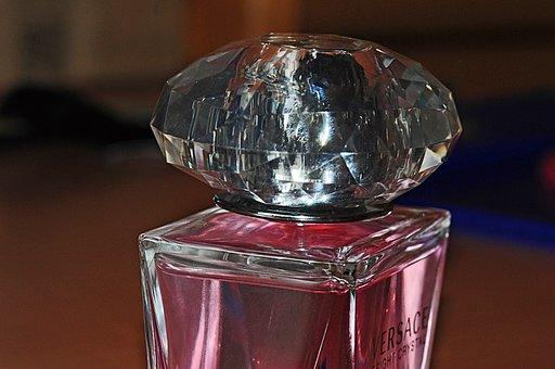 Fragrance, Perfume, Glass Bottle, Cosmetics