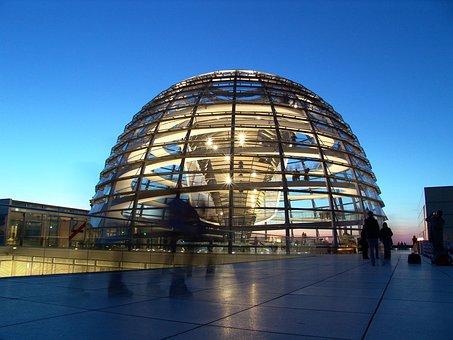 Berlin, Reichstag, The German Volke, Germany