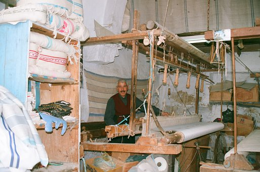 Loom, Weaver, Handloom, Weaving, Craft, Textile, Weave