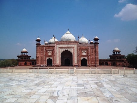 Agra, History, Arc, Architecture, India, Landmark