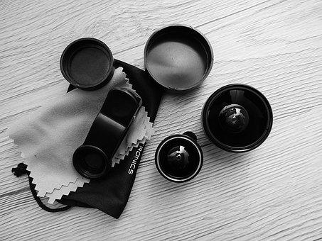 Lenses, Photo, Photography, Photograph, Focus, Kinsen