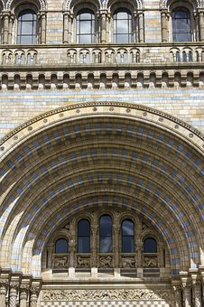 London, Museum, Architecture, Natural History Museum