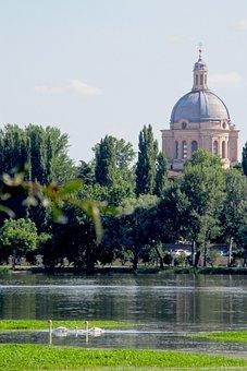 Mantova, Dome, Church, Architecture, Monument, Italy