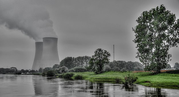 Nuclear Power Plant, Nuclear Reactors, Power Plant