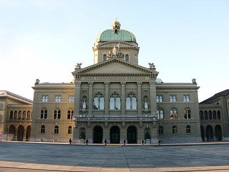 Bundeshaus, Bern, Parliament, Switzerland