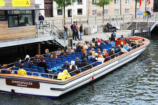 Canal, Tour, Boat, Sight Seeing, City, Day, Popular
