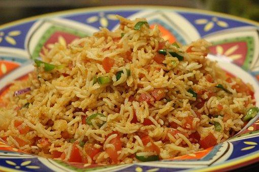 Rice Popular, Mexican, Geek