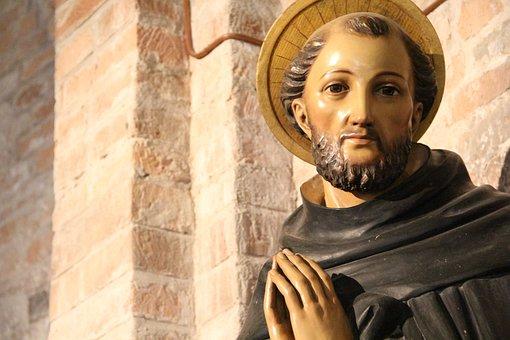 Saint, Italy, Mantova, Europe, Church, Building, Old
