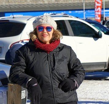Ski, Skier, Winter Sports, Tracks, Snow, Skiers