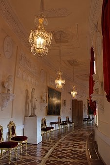 St Petersburg Russia, Russia, Gatchina, Palace