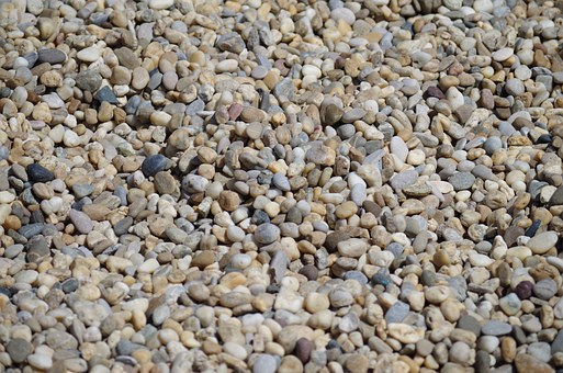 Gravel, Sand, Stones, Walkway, Rocks