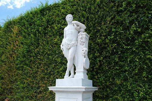 Art, Travel, Park, Vienna, Austria, Style, Culture