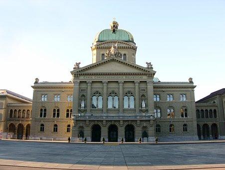 Bundeshaus, Bern, Parliament, Switzerland