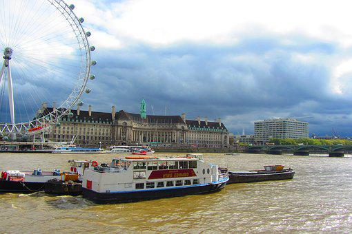 London, Londo, London Eye, England, United Kingdom