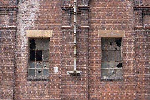 Windows, Old, Architecture, Dilapidated, Abandoned