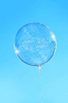 Balloons, Balloon, Gas Balloon, Fly, Air, Flight, Wind