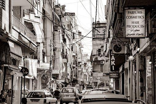 City, Street, Buildings, Ancient, Popular, Armenian