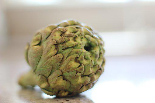 Food, Artichokes, Fresh, Healthy, Artichoke, Vegetarian