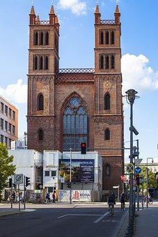 Berlin, Historic Preservation, Friedrichswerder Church