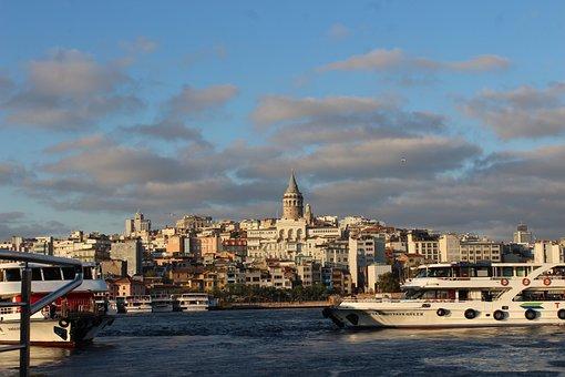 Istanbul, Turkey, Landscape, Beautiful, Islam, Cami