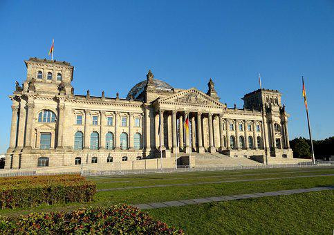 German Unity, Berlin, Capital, Tourist Attraction