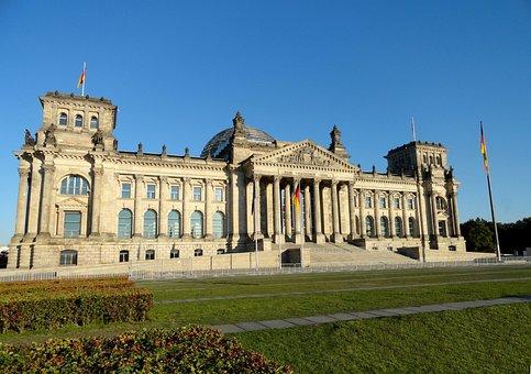 German Unity, Berlin, Capital, Tourist Attraction