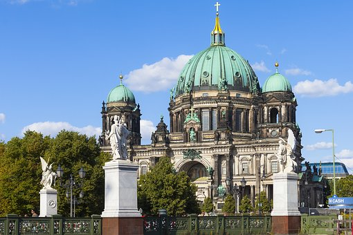 Berlin, Church, Berlin Cathedral