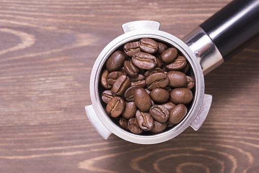 Coffee, Coffee Beans, Caffeine, Roasted, Cafe, Espresso